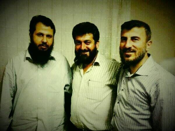 The Three Jihadists