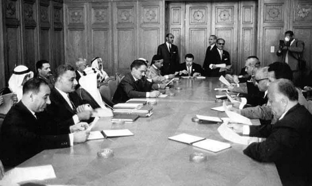 Arab League conference, 1964.