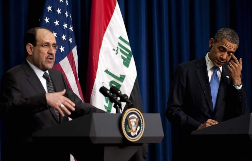 President Obama and PM Maliki
