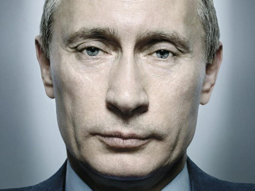 Vladimir Putin in Time Magazine