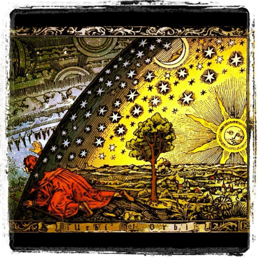 The Flammarion Engraving (Artist Unknown)