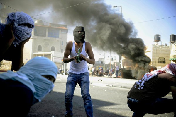Clashes in East Jerusalem, sparked by the revenge killing of a Palestinian teenager.