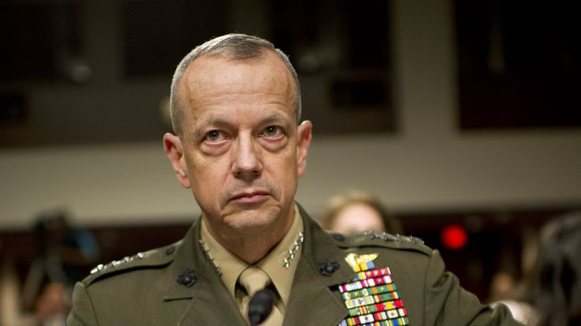 General John Allen, Special Presidential Envoy for the Coalition to Counter ISIL