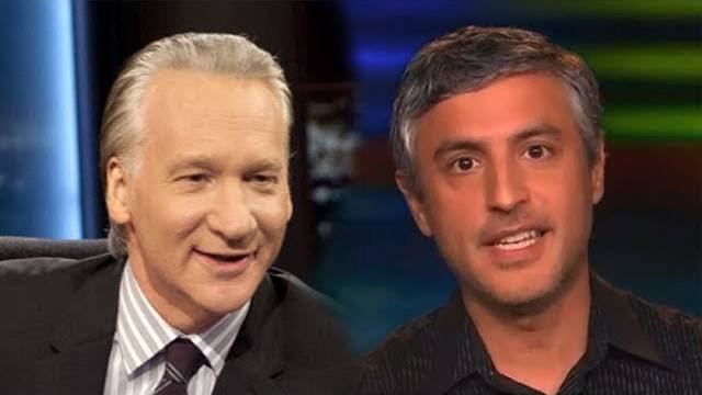 Bill Maher and Reza Aslan mashup.