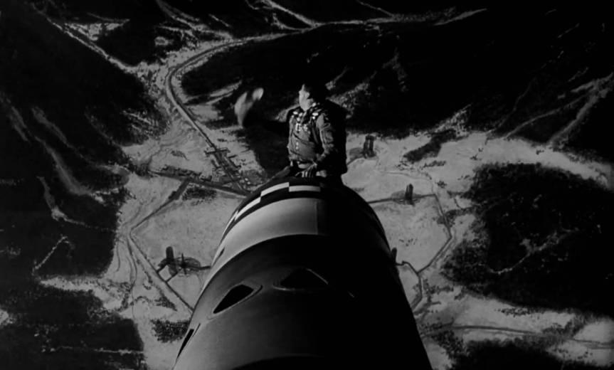 A Scene from Dr. Strangelove.